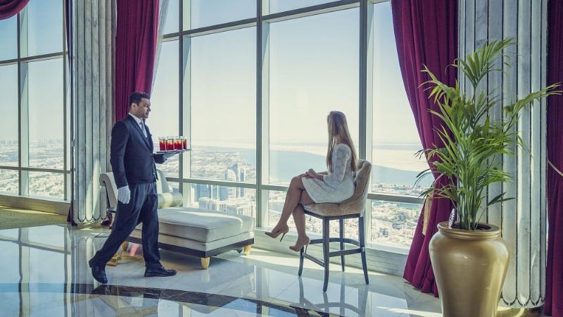 St Regis Abu Dhabi Suite 1