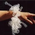 bubble bath wrist piece