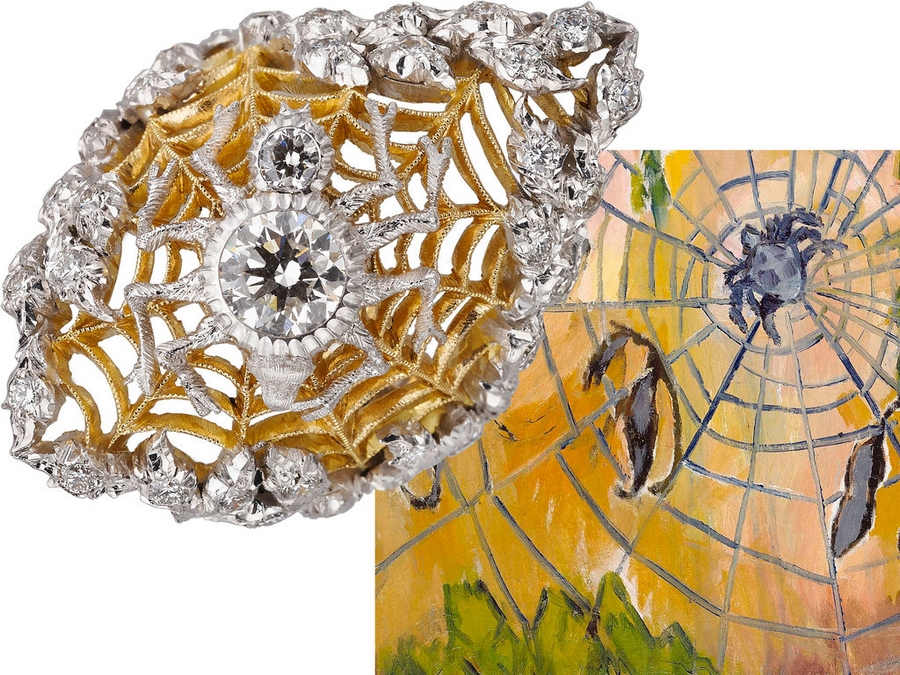 buccellati art collection-
