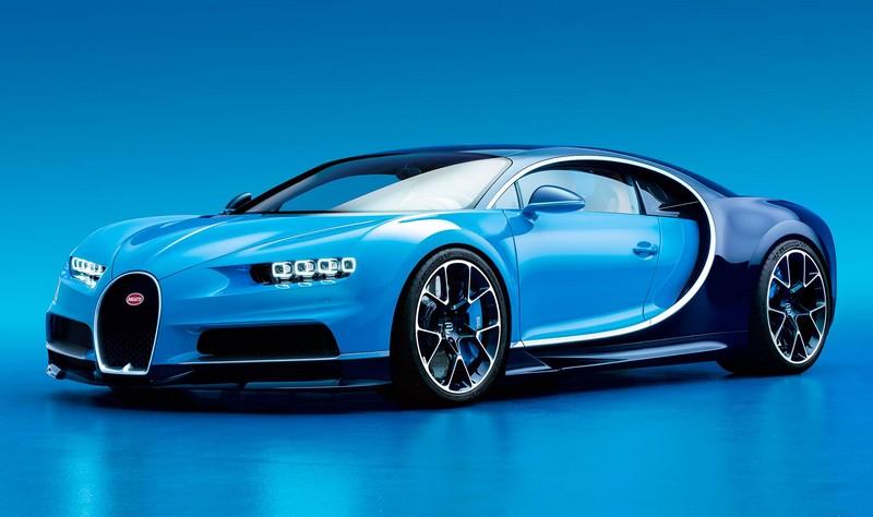bugatti chiron car and capsule collection