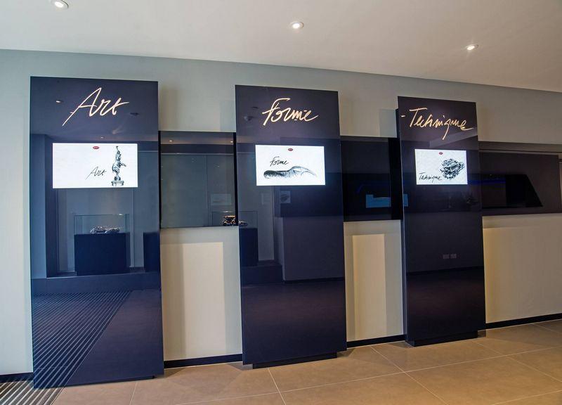 bugatti london showroom 2016