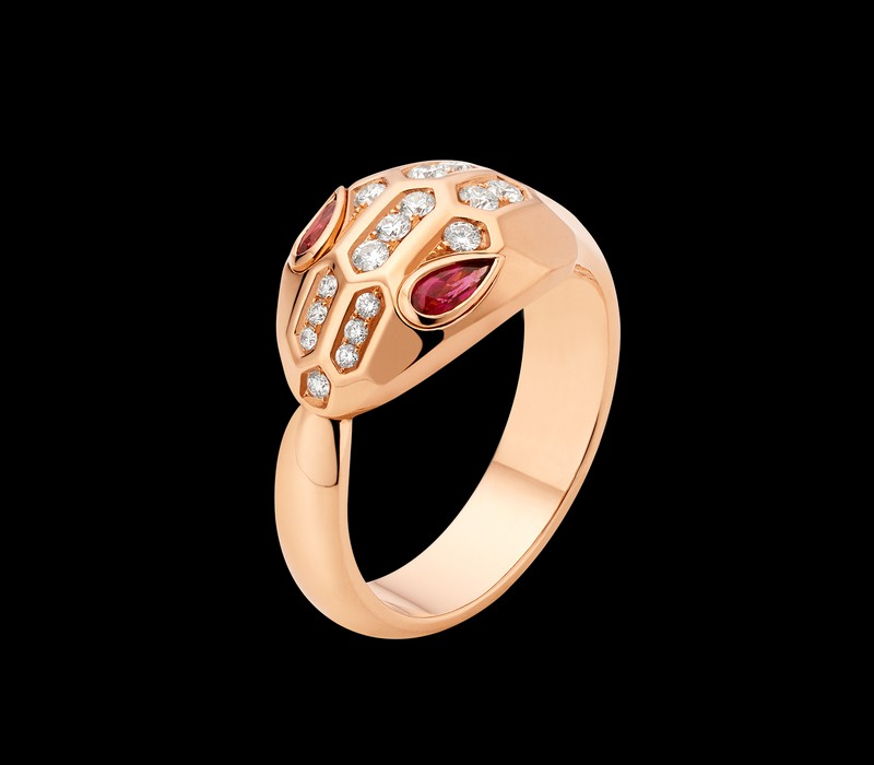 bulgari The Serpenti Collection 2016-the ring