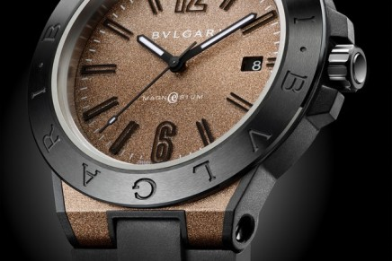 "Diagono ""E"" Magnesium – the first luxury watch-vault reducing the cyber risks"