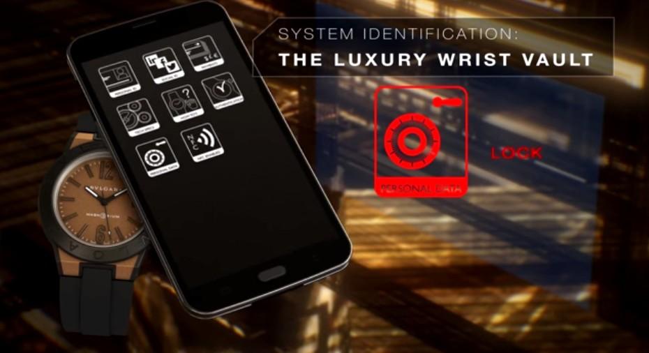 bulgari diagono e magnesium intelligent watch-luxury wrist vault