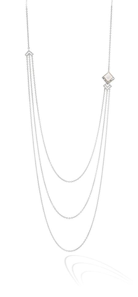 by kilian MOONLIGHT LAYERED NECKLACE