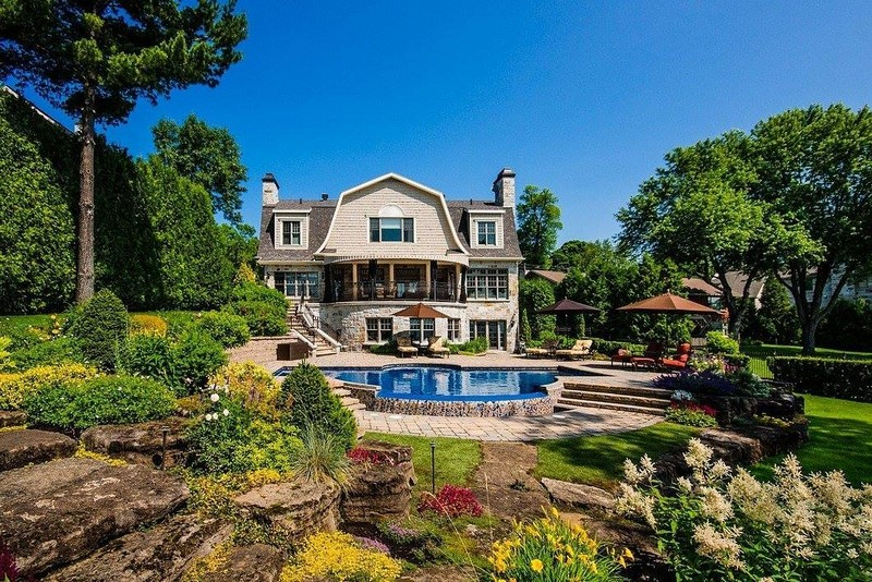 canada luxury estate market -