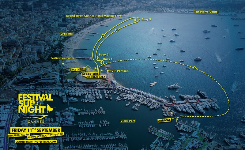 cannes yachting festival 2015 - Festival SUP night