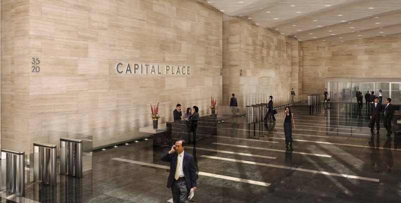 capital place