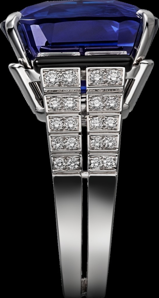 -cartier magicien high jewelry collection 2016-White gold, sapphire, onyx, diamonds bracelet