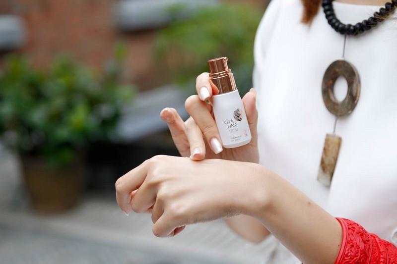 cha ling luxury cosmetic line - LVMH