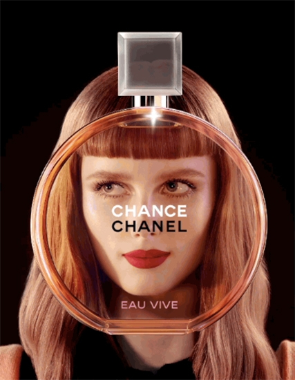 chance chanel teaser 2015 Jean-Paul Goude-