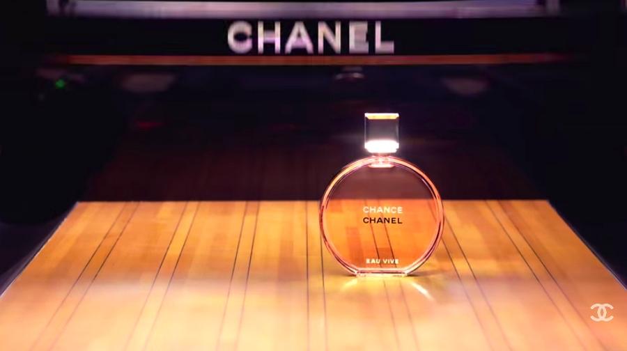 chance chanel teaser 2015 Jean-Paul Goude