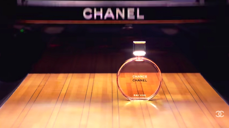chance chanel teaser 2015 Jean-Paul Goude