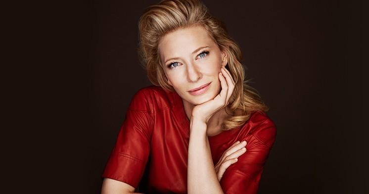 change the destiny of yout skin SK-II--Cate Blanchett