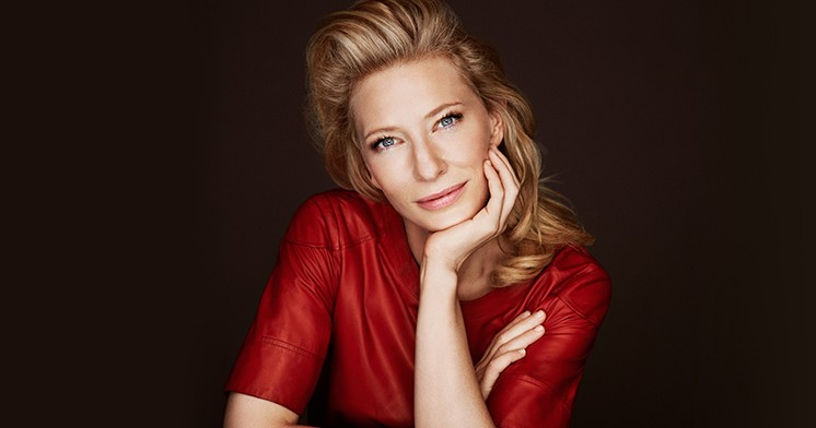change the destiny of yout skin SK-II--Cate Blanchett