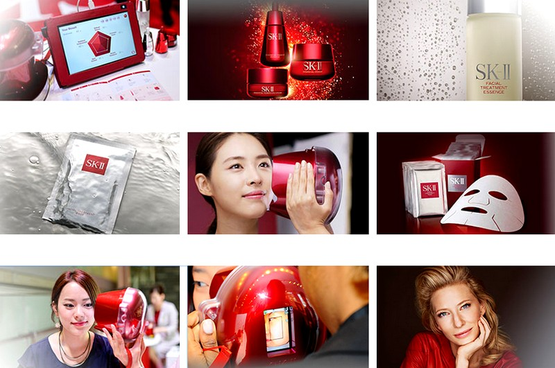 change the destiny of yout skin SK-II NYC pop-up