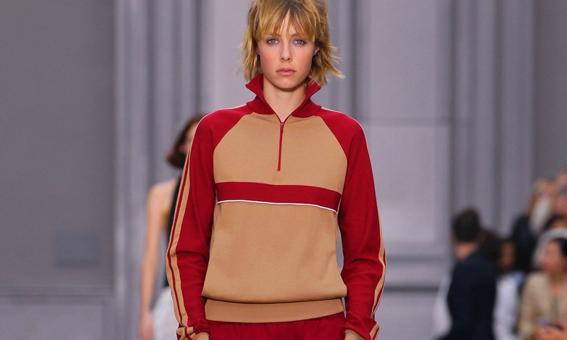 chloe tracksuits spring summer 2016 - rio-inspired fashion styles