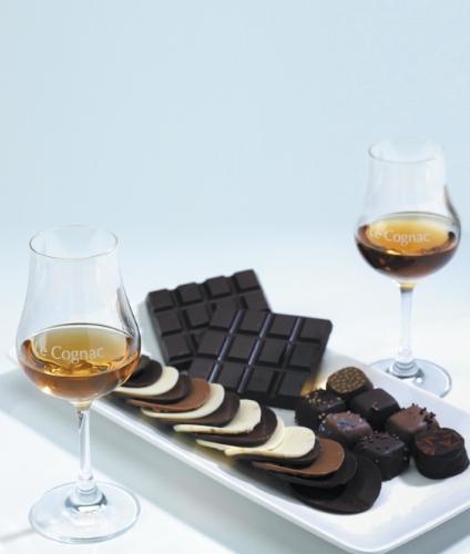 The Cognac Board Cognac-Chocolate