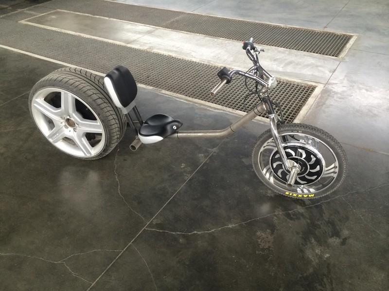 chop-e minibike-