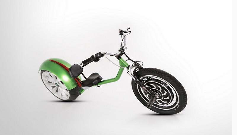 chop-e minibike--