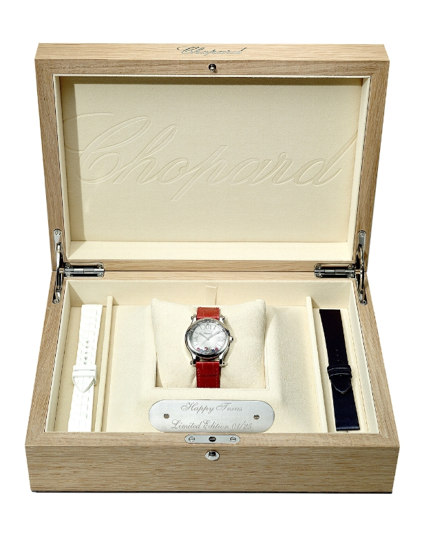 Happy Texas Timepiece and Gift Box