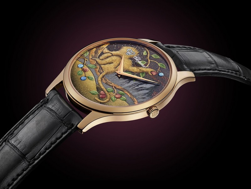 chopard year of the monkey 2016