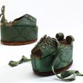 chopines shoes - shoes pleasure or pain exhibition 2015
