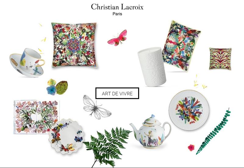 christian lacroix paris art de vivre 2016