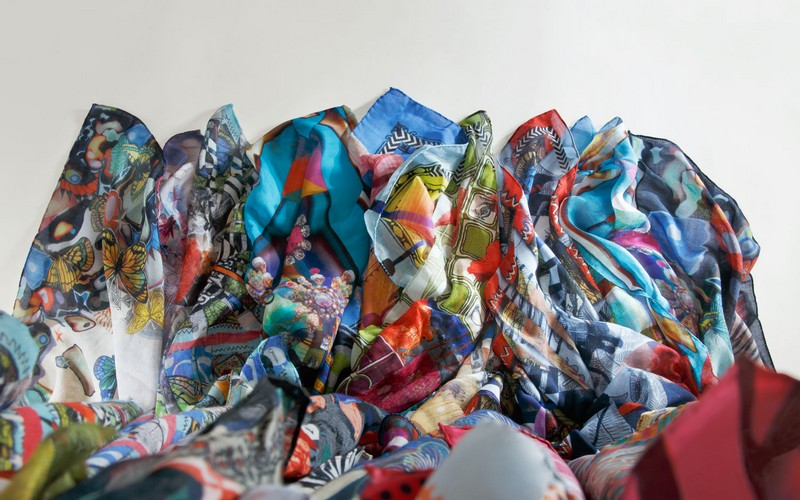 christian lacroix scarves©Neil Bicknell