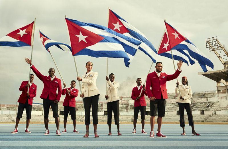 christian louboutin cuban team
