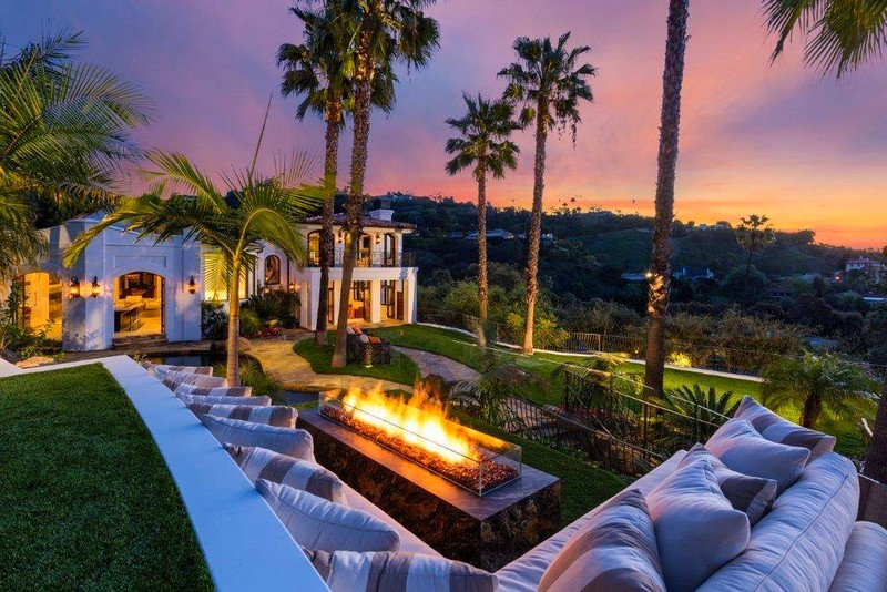 cielo dr Beverly Hills, California