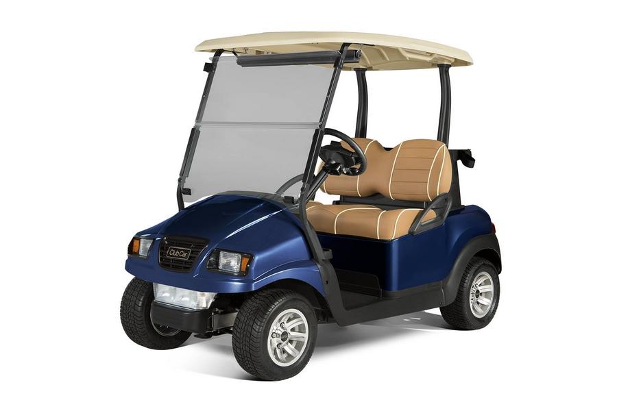 club car 2-passenger Midnight Sky Metallic Jaunt PTV