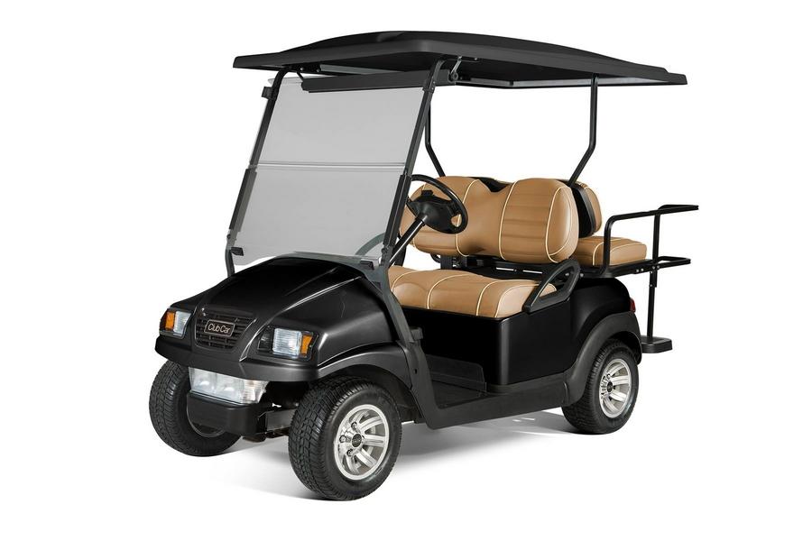 club car 4-passenger black Jaunt PTV
