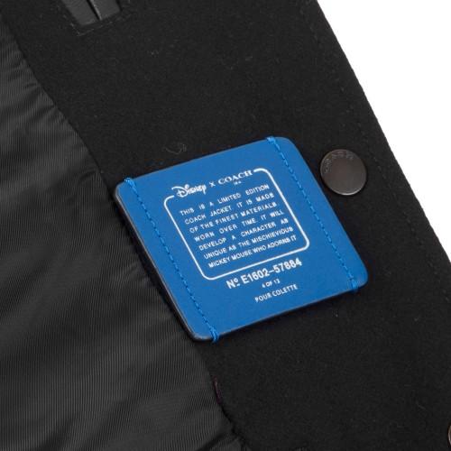 coach x disney accessories 2016 limited edition collection 2luxury2 collette-veste varsity details-