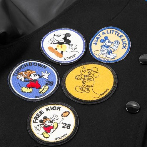 coach x disney accessories 2016 limited edition collection 2luxury2 collette-veste varsity details