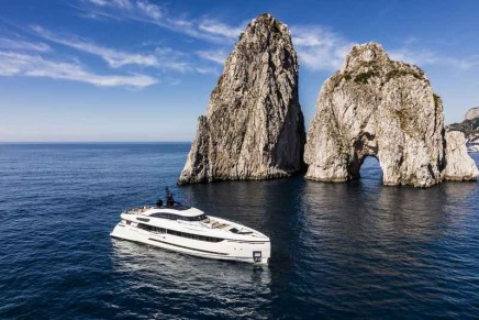 MY Divine. Columbus Yachts' green approach to yacht building