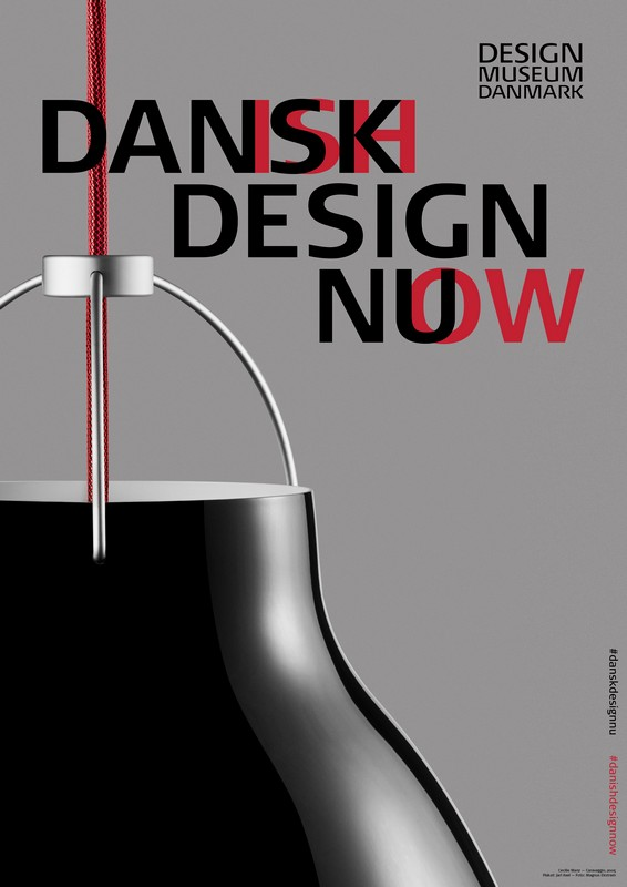 danish design now permanent exhibition opened in 2016-poster