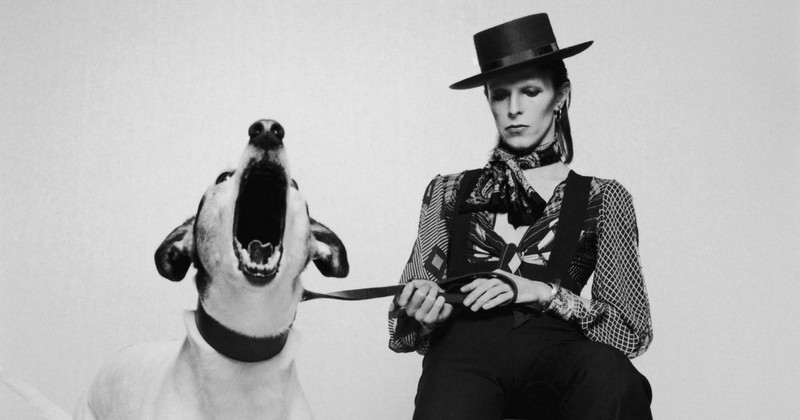 david bowies art collection