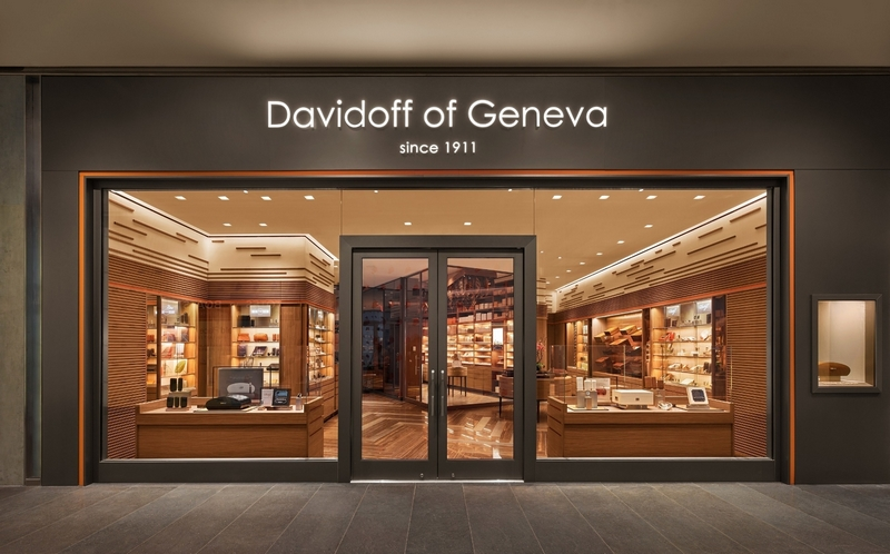 davidoff - Most Prestigious Cigar Store and Luxury Lounge opened in Lower Manhattan
