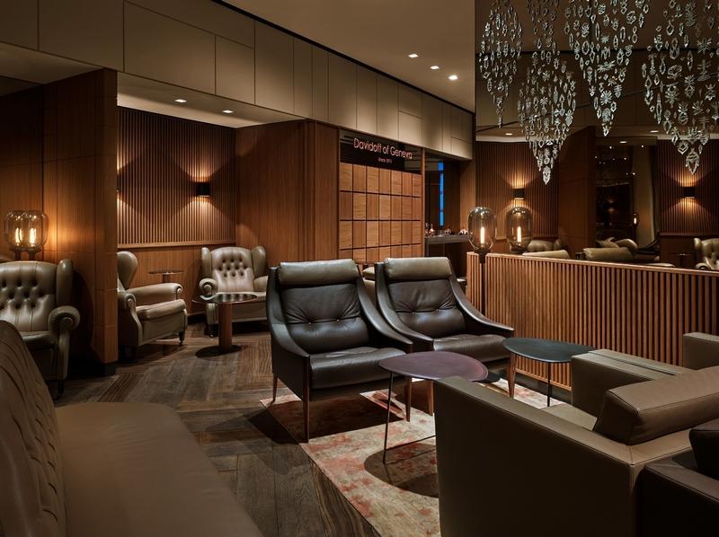 davidoff - Most Prestigious Cigar Store and Luxury Lounge opened in Manhattan