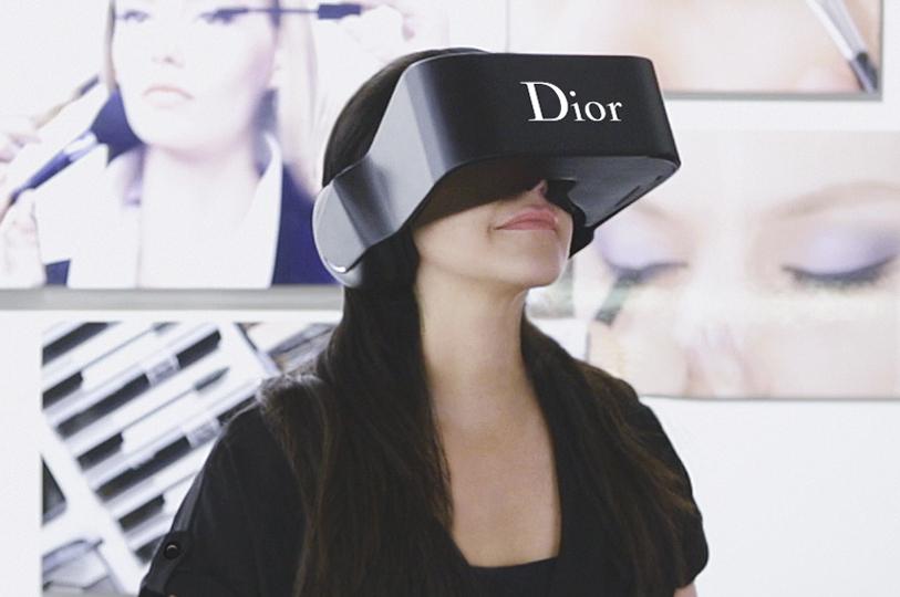 dior headset