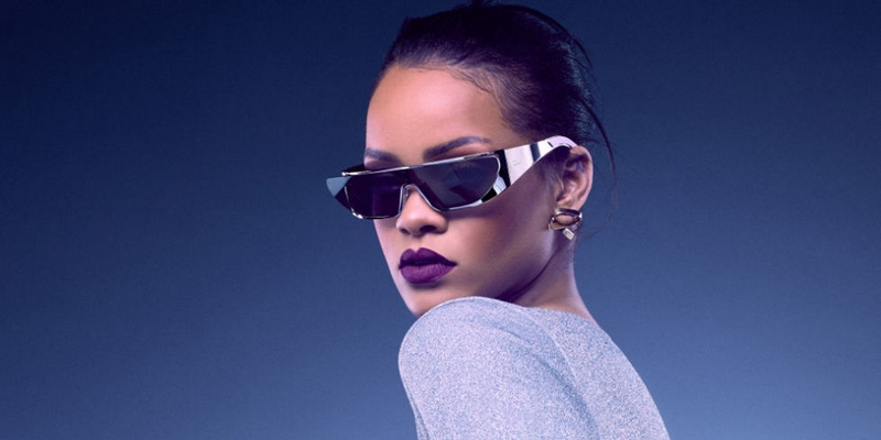 dior rihanna glasses collection 2016-