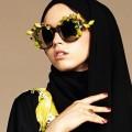 dolce and gabbana hijab abaya collections