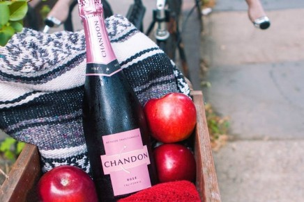 #Unplan with Domaine Chandon