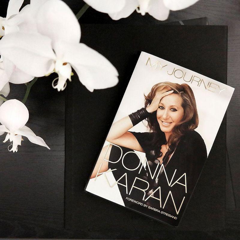 donna karan new york-my journey memoir