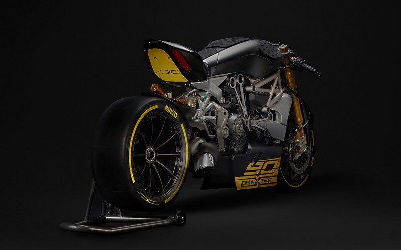 ducati draxter concept bike 2016-
