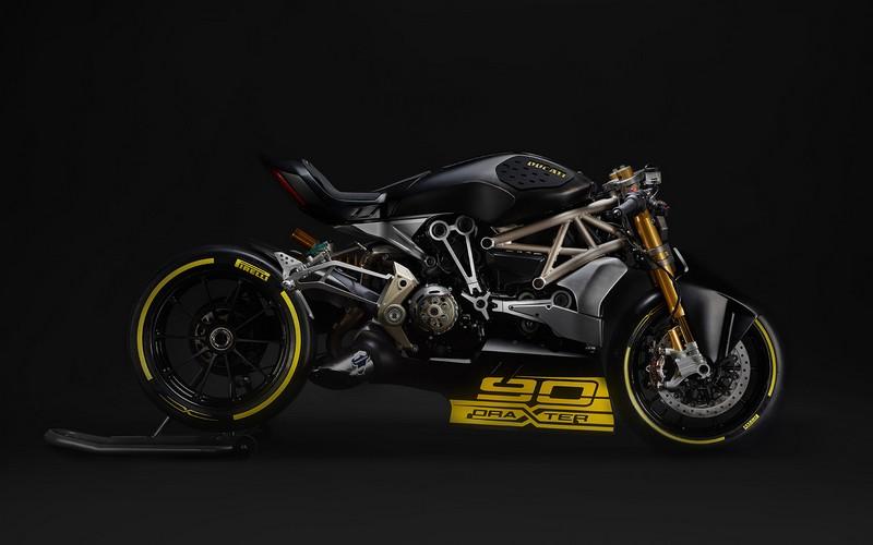 ducati draxter concept bike 2016