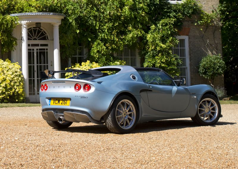 elise250specialedition by lotus 2016 model