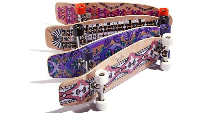 emilio pucci skateboards 2016