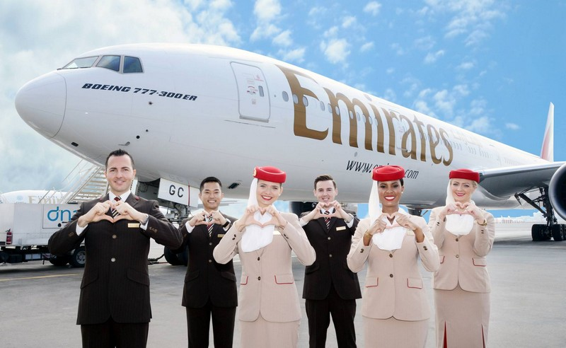 emirates 100 years